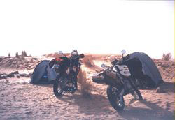 Paris Dakar 2003