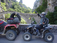 Vikos Greece - Quad Racing Team