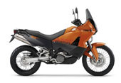 KTM Adventure 990 - KTM Super Enduro R