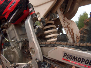 Honda XR 650 Rally Raid